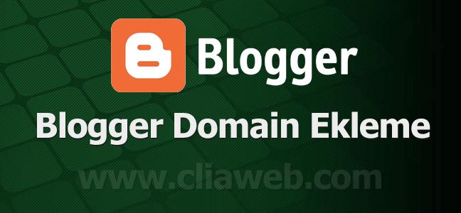 blogger-domain-yonlendirme