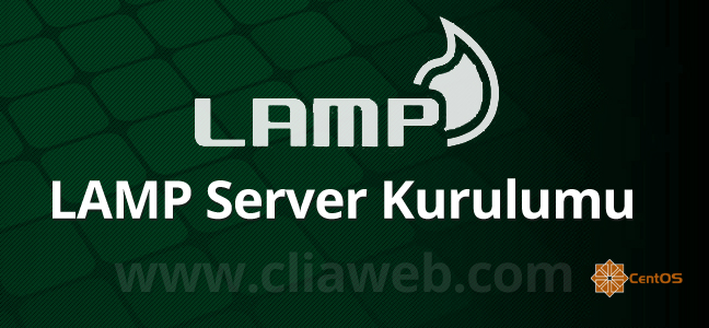 centos-lamp-server-kurulumu
