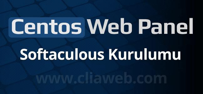 centos-web-panel-softaculous-kurulumu