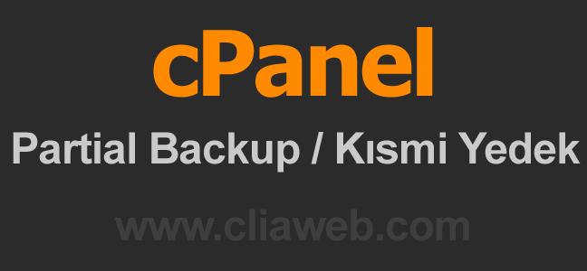 cliaweb-partial-backup