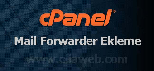 cpanel-mail-forwarder