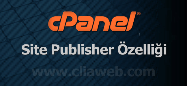 cpanel-site-publisher