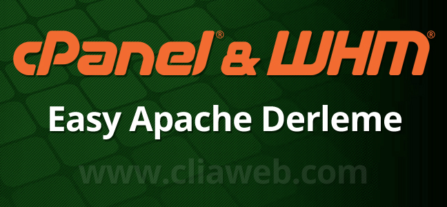 cpanel-whm-apache-derleme
