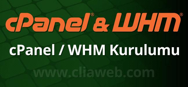 cpanel-whm-kurulumu-centos