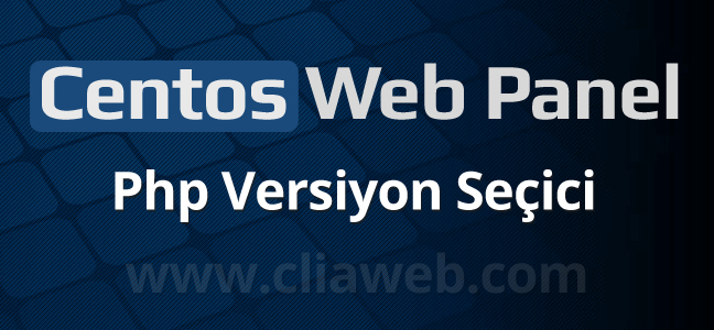 cwp-php-version-selector