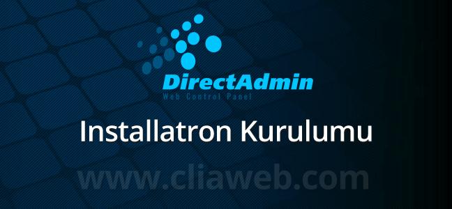 directadmin-installatron-kurulumu