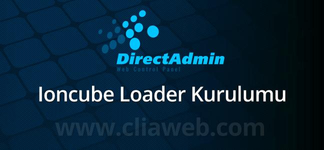 directadmin-ioncube-kurulumu