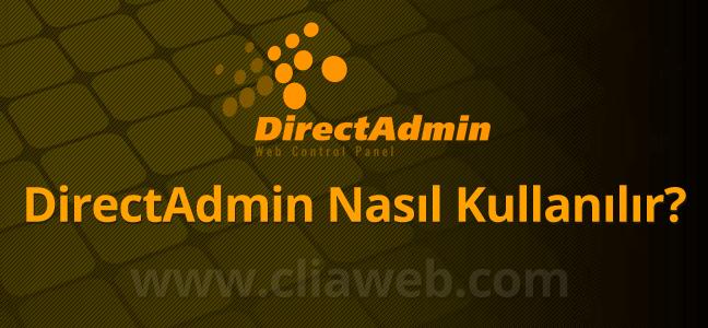 directadmin-kullanimi