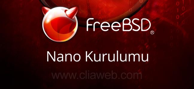 freebsd-nano-kurulumu
