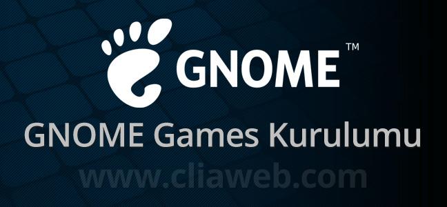gnome-games-kurulumu