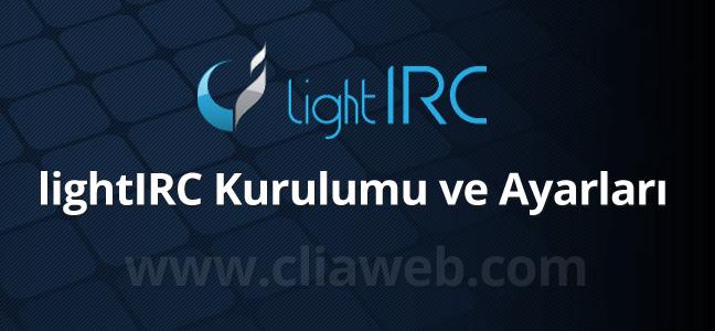 lightirc-kurulumu