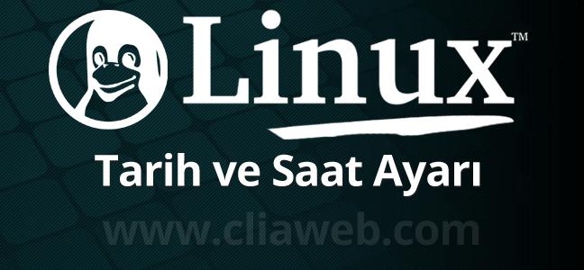 Linux Tarih Ve Saat Ayarı Centos Redhat Ubuntu Debian