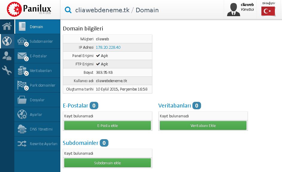 panilux-domain-ekleme-6