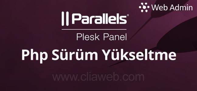 plesk-panel-web-admin-php-surum-yukseltme