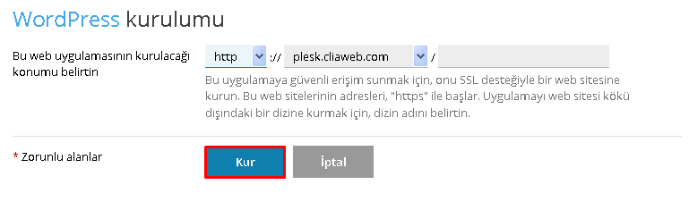 plesk-panel-wordpress-kurulumu-4