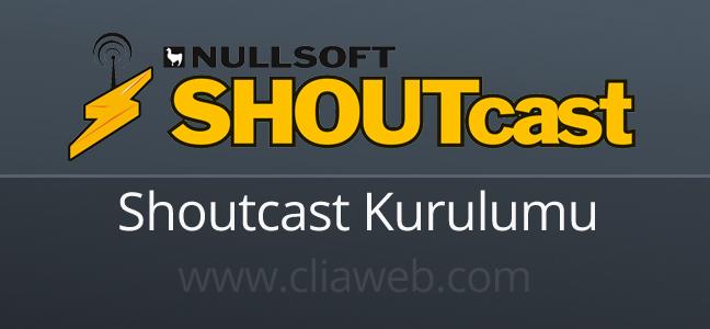 shoutcast-kurulumu