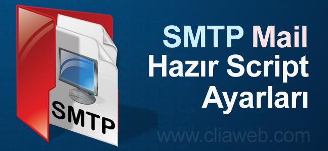 smtp-script-ayar