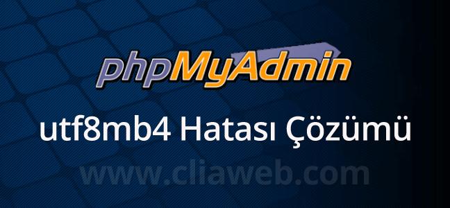 utf8mb4-hatasi-cozumu