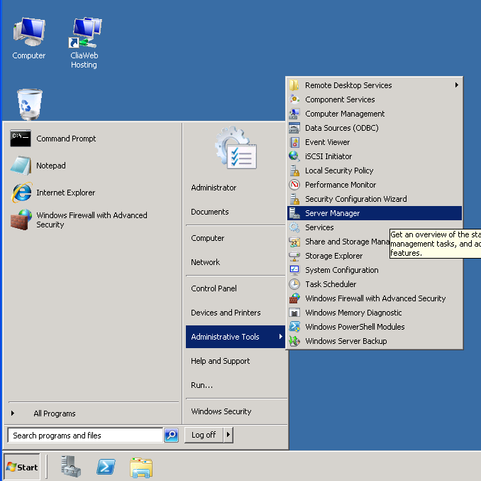 windows-server-2008-iis-kurulumu-1