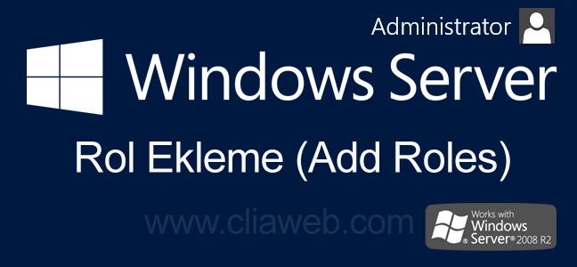 windows-server-2008-rol-ekleme